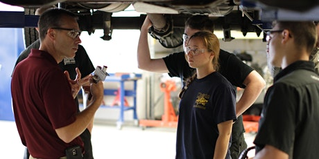Automotive Technology Information Session tickets