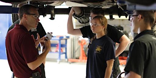 Automotive Technology Information Session