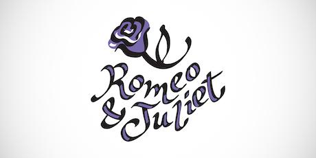 Arkansas Shakespeare Theatre's performance of Romeo & Juliet tickets