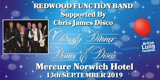 Charity Night with the Redwood Function Band