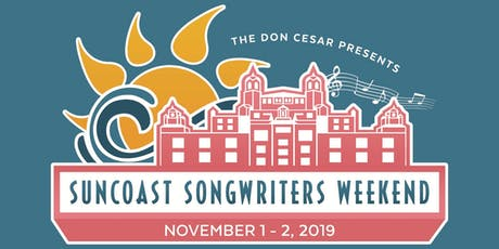 2nd Annual Suncoast Songwriters Weekend 2019  tickets