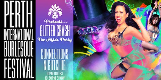GLITTER CRASH - presented by the Perth international Burlesque Festival