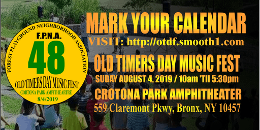 Old Timers Day Music Fest 48