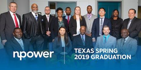 NPower Texas Spring 2019 Graduation tickets