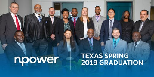 NPower Texas Spring 2019 Graduation