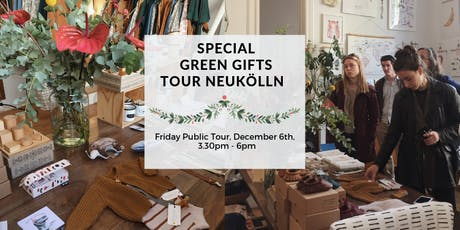 Green Fashion Tour Neukölln - Special Green Gifts Tour tickets