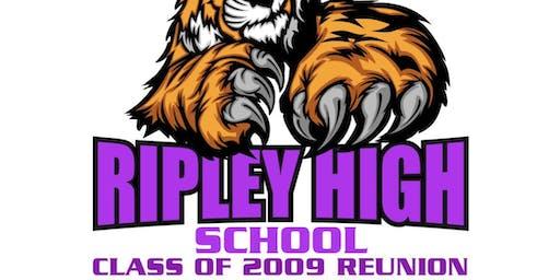 Ripley High School Class Of 2009 Reunion