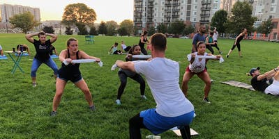 Boot Camp with F45 Training in Commons Park