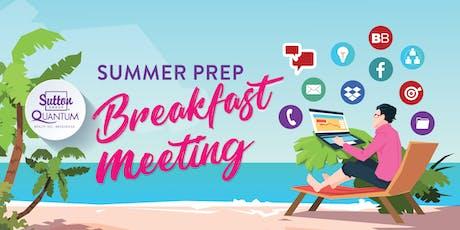 Breakfast Meeting (June 2019) tickets