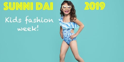 Sunni Dai Kids Fashion Press/Industry and Influencer Registration LA July 27, 2019