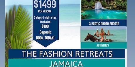 The Fashion Retreats Jamaica tickets