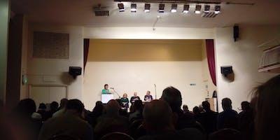 Hilary Wainwright: a talk on the international and