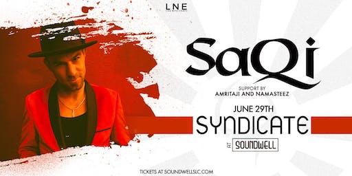 Syndicate at Soundwell ft. saQi