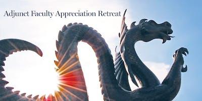 Adjunct Faculty Appreciation Retreat