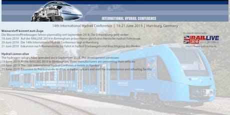 HYDRAIL 2019 tickets