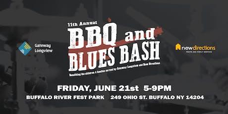 11th annual BBQ & Blues Bash tickets