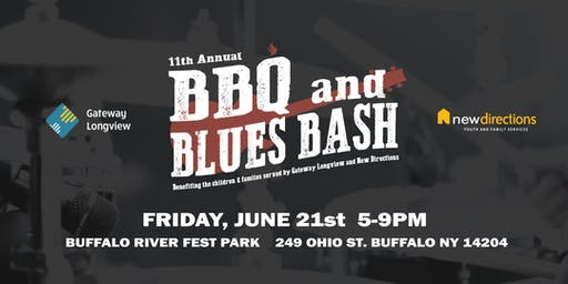 11th annual BBQ & Blues Bash