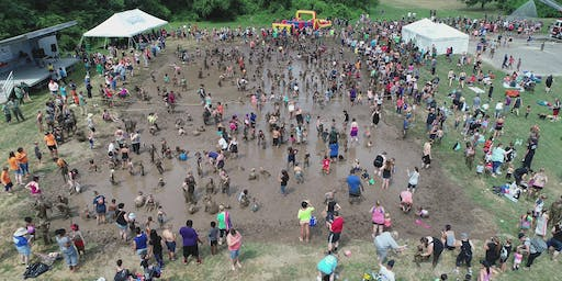Wayne County Parks Mud Day