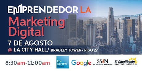 Emprendedor LA | Marketing Digital 2020 tickets