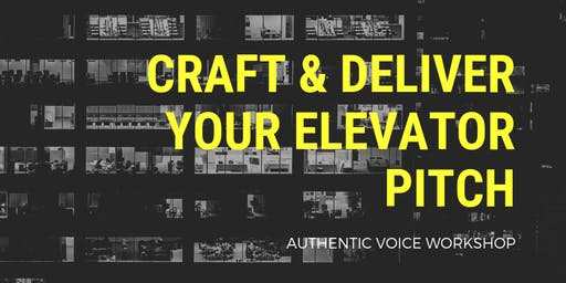 What is an Elevator Pitch, and Why Do I Need One?