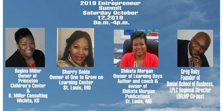 LWLMP Entrepreneur Summit tickets