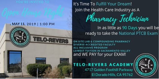 Telo-Revers Academy Open House