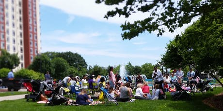 Story Time with The Ferguson Library in Commons Park tickets