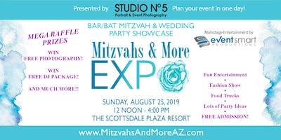 Mitzvahs & More Expo - Bar/Bat Mitzvah and Wedding Planning Showcase