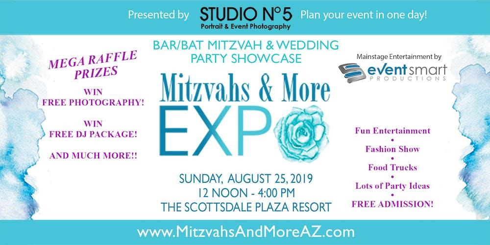Mitzvahs More Expo Bar Bat Mitzvah And Wedding Planning Showcase