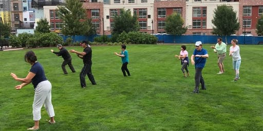Tai Chi with Robert of Chelsea Piers