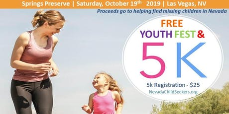 Youth Fest & 5k 2019 tickets