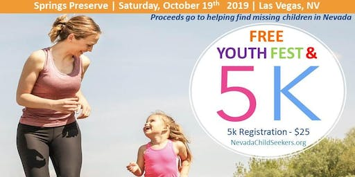 Youth Fest & 5k 2019