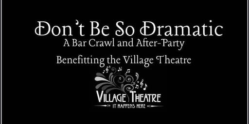 Join Us For a Bar Crawl