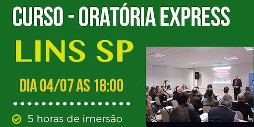CURSO ORATÓRIA EXPRESS
