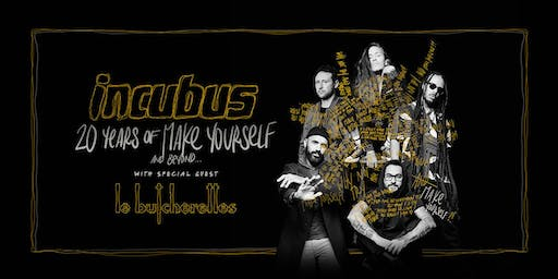Incubus: 20 Years of Make Yourself & Beyond