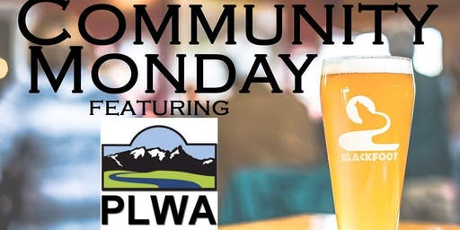 Community Monday at BRBC with Public Land & Water Access Association