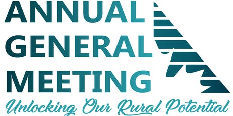 2019 Annual General Meeting tickets