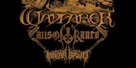 Wayfarer, Falls of Rauros, Infera Bruo tickets