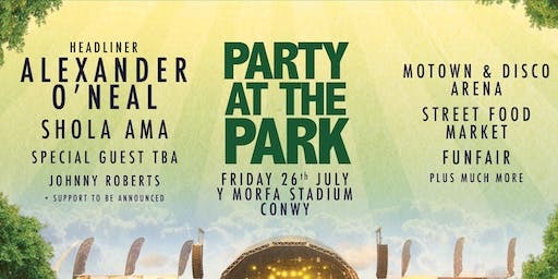 Party At The Park North Wales