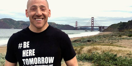 #BeHereTomorrow with Kevin Hines