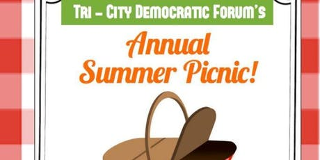 TCDF Annual Summer Picnic 2019 tickets