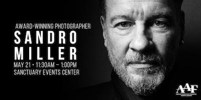 Professional Speaker Event: Sandro Miller