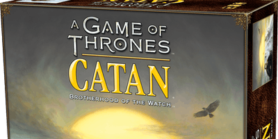Win a Game - Game of Thrones Catan