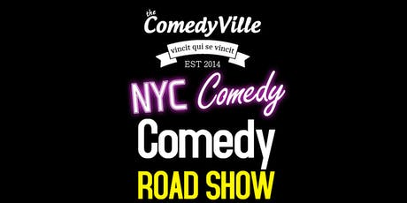 Saturday Night Comedy (NYC Road Show) Montreal Comedy Show billets