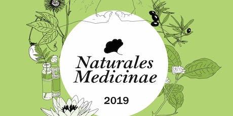 Expo Saúde e VII Naturales Medicinae 2019 bilhetes