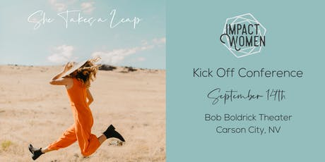 Impact Women Conference tickets