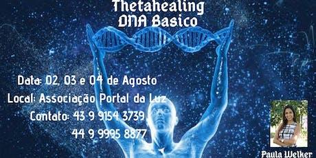 Thetahealing Dna Basico ingressos