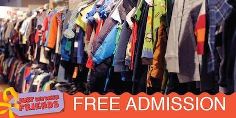 FREE ADMISSION- JBF Back To School Sale (Kirkwood/Arnold) tickets