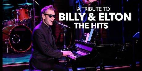 A Tribute To Billy Joel & Elton John tickets
