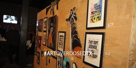 Artoverdose DTX - Sandage 813 tickets